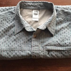 The North Face Casual Button Up Shirt